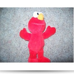 123 Sesame Street Plush Doll
