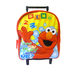 sesame street elmo mini rolling backpack