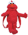 sesame street plush backpack elmo approximately
