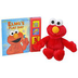 elmo's play book plush doll gift
