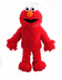 sesame street elmo plush body hand