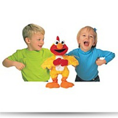 Chicken Dance Elmo
