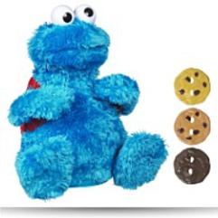 Buy Now Count And Crunch Cookie Monster Plush