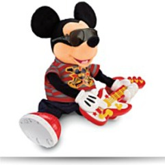 Disneys Rock Star Mickey