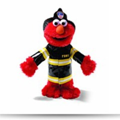 Save Elmo Nyc Firefighter