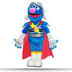 Flying Super Grover 2 0
