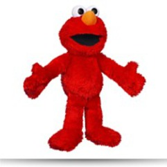 Playskool Lets Cuddle Elmo Plush