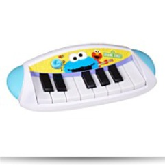 Playskool Lets Rock Cookie Monster Keyboard