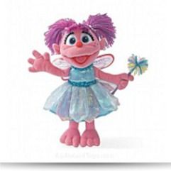 Save Sesame Street Abby Cadabby Plush