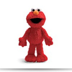 Save Sesame Street Elmo 15 Plush