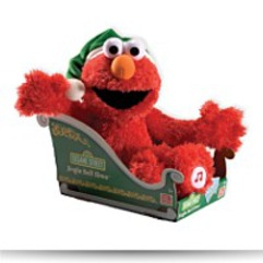 Save Sesame Street Jingle Bells Elmo