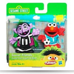 Sesame Street Playskool Soccer Friends