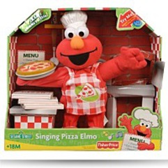 Sesame Street Singing Pizza Elmo