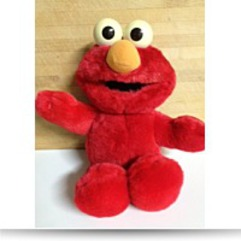 Buy Now Tickle Me Elmo Original 1995 Vintage