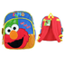 sesame street elmo toddler mini backpack
