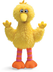 gund soft shaggy bird dollgund sesame