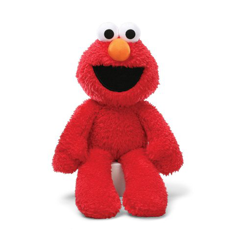 Sesame Street Take Along Elmo 12 Plush