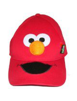 Elmo Red Baseball Cap Hat